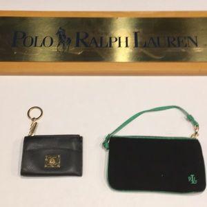 Jay's special! Ralph Lauren mini clutch